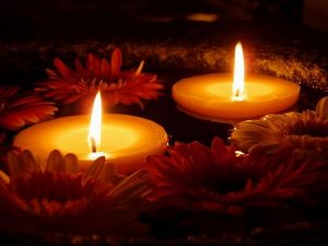 Increased Petal And Candle lights