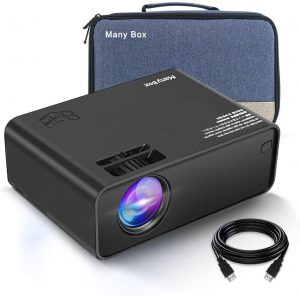 This mini projector