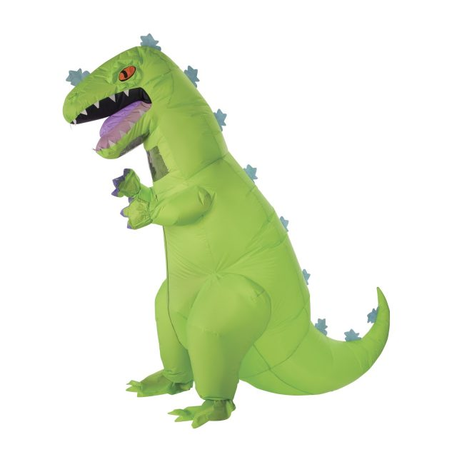 Inflatable Reptar Costume