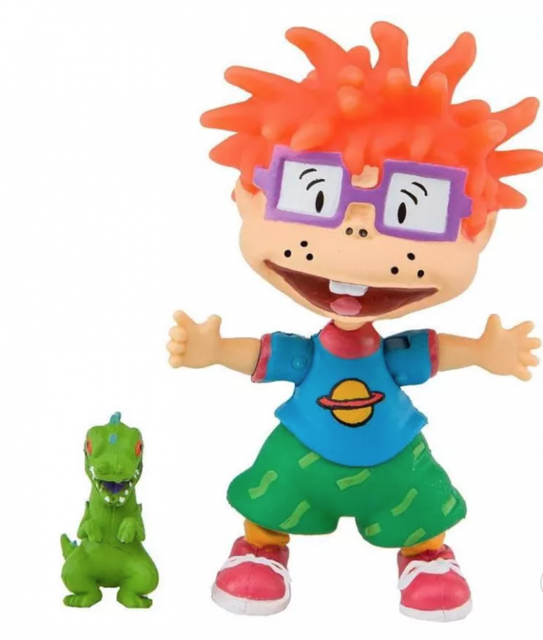 Reptar Action Figure